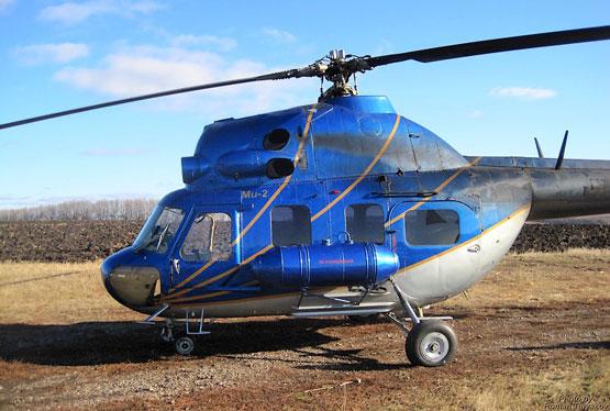 Вертолёт Ми-2