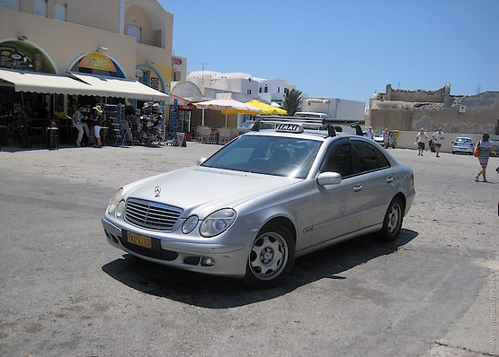 Такси Греции