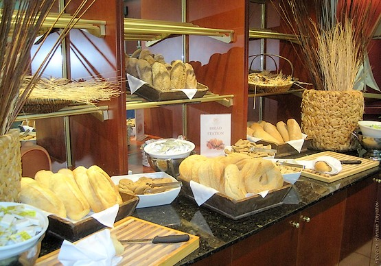 Хлебный уголок