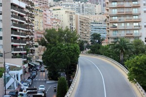 Дорога в Монте-Карло