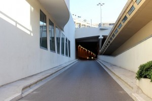 Фотография тоннеля