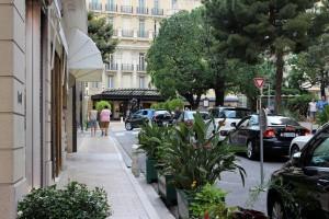 Улочка в Монте-Карло