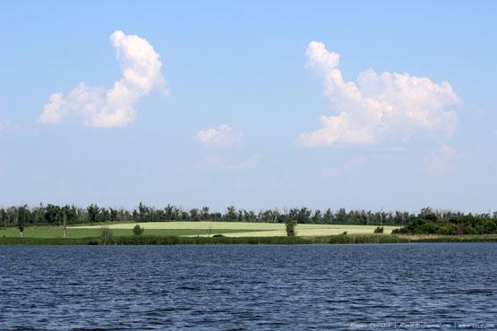 Берекское водохранилище