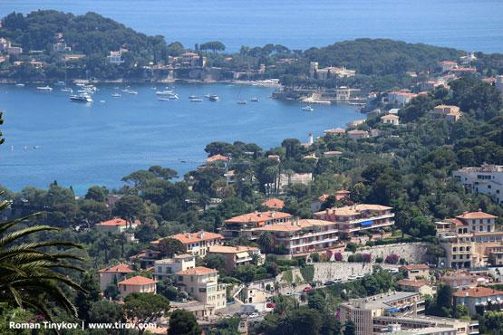 Пейзаж из Ниццы