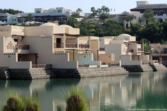 Виллы отеля The Cove Rotana Resort 5*