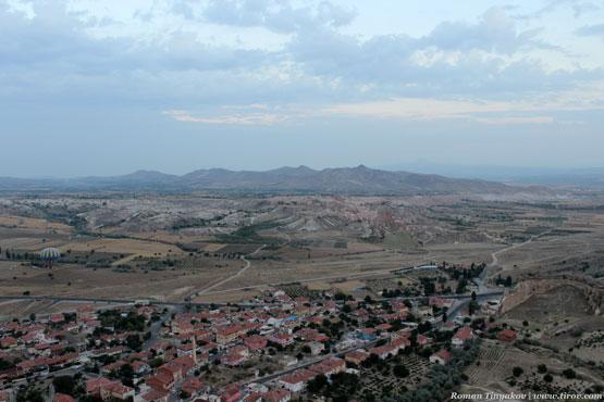Небольшое поселение в Турции