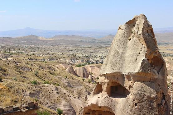Вершина скалы у крепости