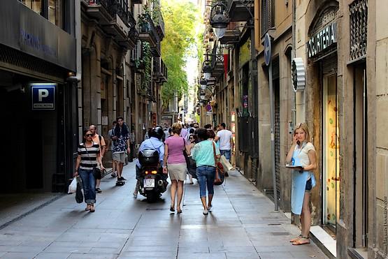 Бесплатное мороженое в Испании
