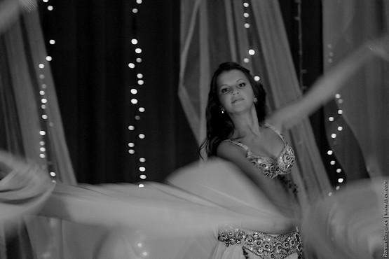 Растворившись в танце