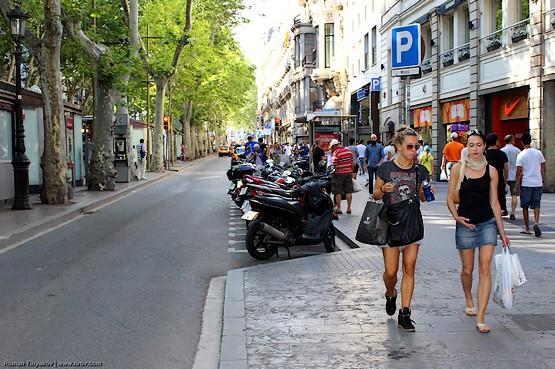 Вдоль по улице