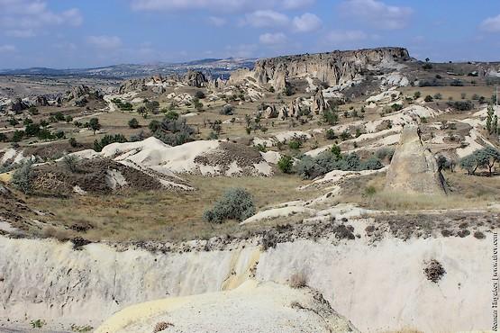 Долина Каппадокии, Турция