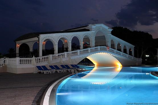 Мост Риальто в отеле Venezia Palace Deluxe Resort 5*