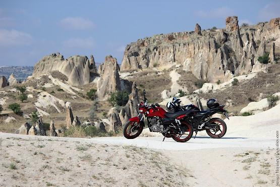 По дороге в долину Любви, Каппадокия