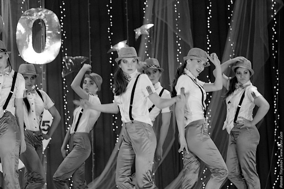 Остановив миг во время танца
