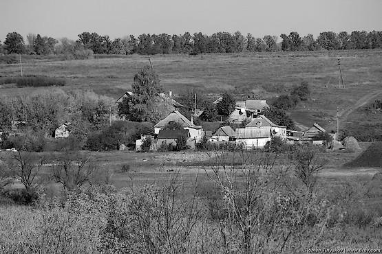 Село Алексеевка Первомайского района Харьковской области
