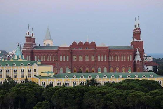 Вид на соседний отель, Кремлин