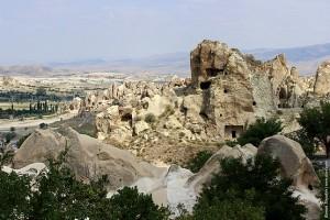 Гёреме - музей под открытым небом. Каппадокия. Турция