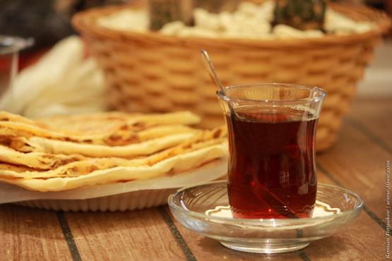 Чайный бардак и гезлеме