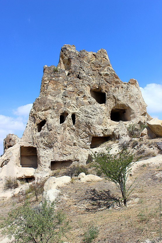 Девичий монастырь Кызлар, Гёреме, Турция