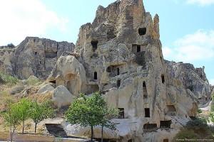 Музей под открытым небом в Турции