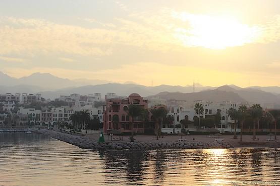 Порт Акабы, Иордания