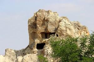 Дом скала