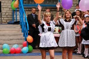 Танец выпускников