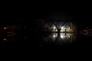 Мерефо-Херсонский мост в Днепропетровске