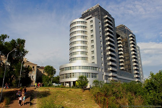 Отель FOUR POINTS BY SHERATON в Запорожье