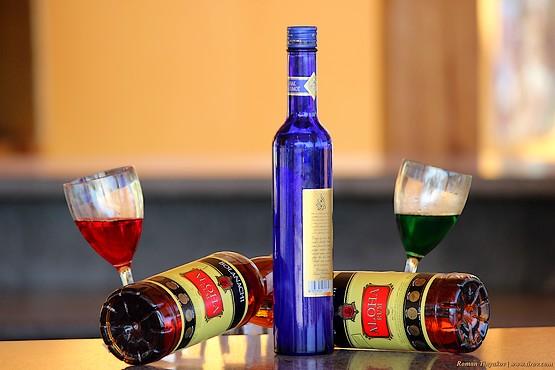 Декорация в баре у Красного моря
