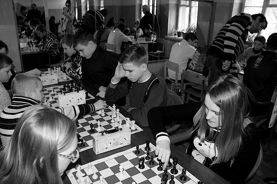 Финал чемпионата Харьковской области по шахматам