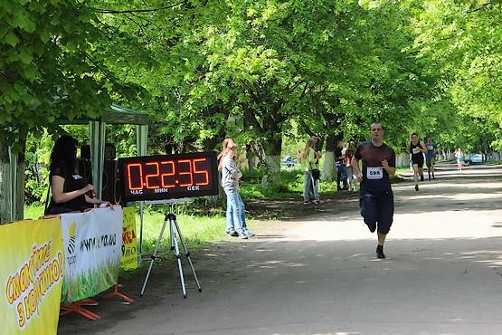 Последние секунды перед финишем