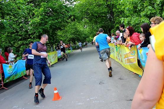Разворот на пути к финишу