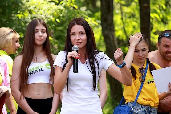Награждение на Zmiiv treil