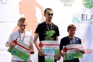 Победители на дистанции в 21 км среди мужчин