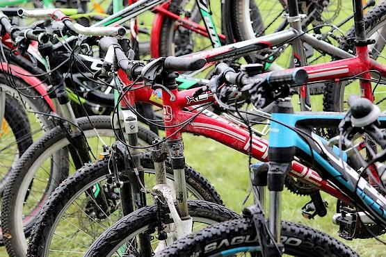 Велосипеды в ожидании