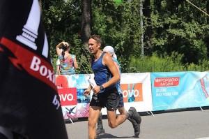 Финишёр на Kharkiv Trail 2016