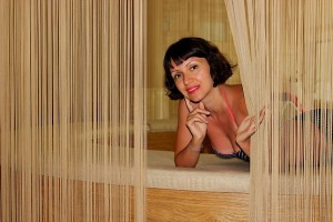 Таня в SPA The Sense de luxe hotel