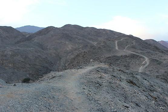 Дорожки в горах
