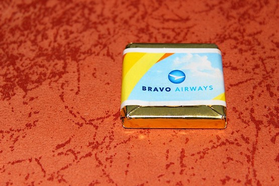 Шоколад от Bravo Airways