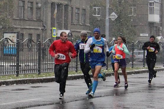 Скорость перед финишем