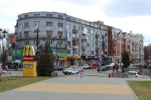 Красиво в центре Харькова