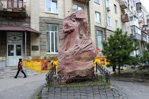 Памятник Мечникову