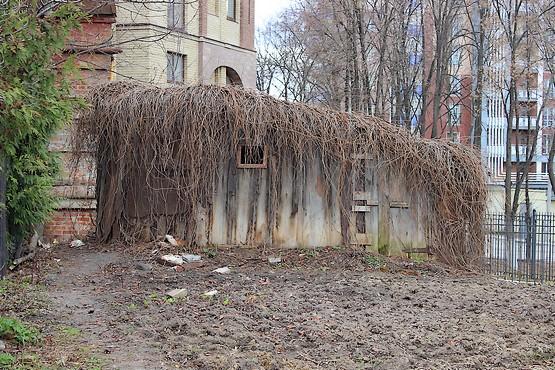 """""""Секретный бункер"""" в Харькове"""