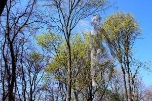 Фея в парке