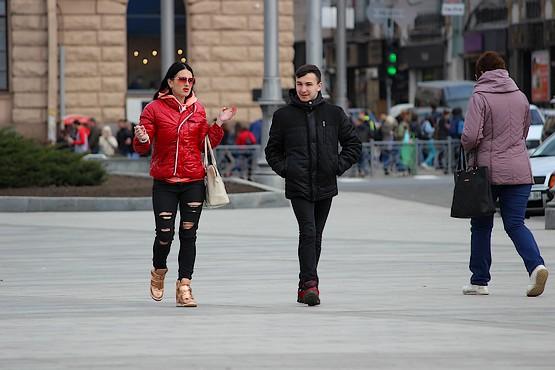 Прогулка по центру Харькова