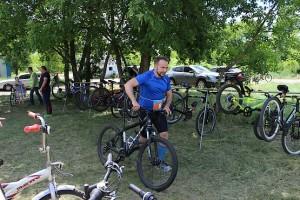 Мер города готовится к велогонке