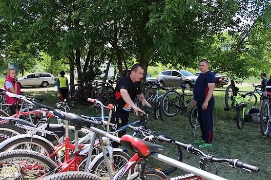 Время присоединиться к велогонке