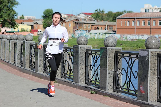 Бег у реки на 4F Kharkiv Riverside Run 2018 Spring