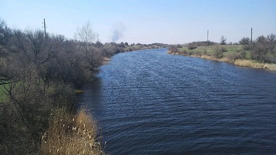 Канал у Грушевахи